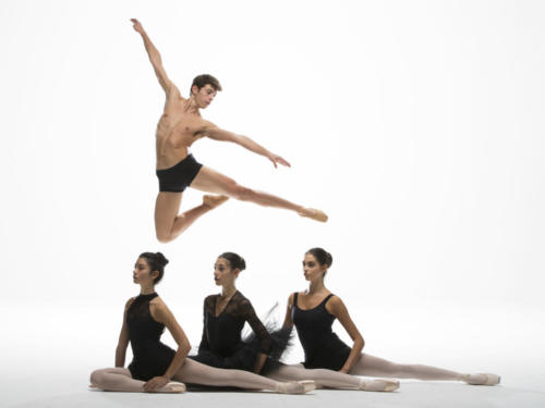 Shooting ballerini Politecnico di MIlano